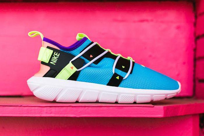 Nike Vortak Lagoon Blue Pink 8