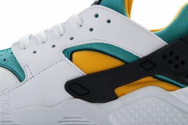 Nike Air Huarache Og Midfoot Panelling 1