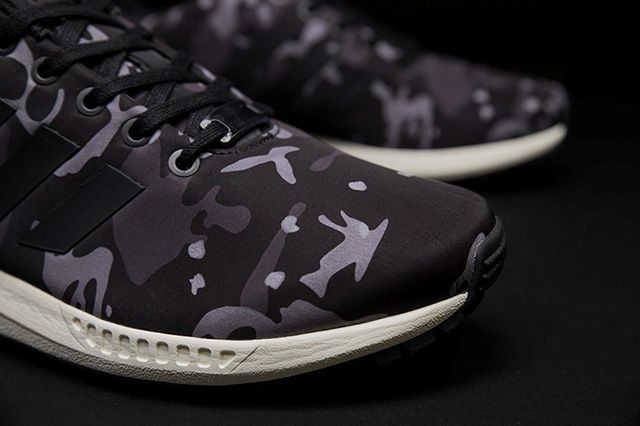 Adidas Zx Flux Sns Exclusive Pattern Pack 16