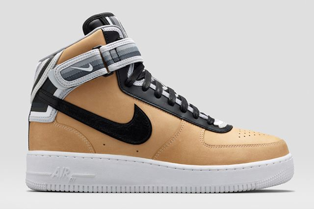 Nike Rt Air Force 1 Beige 1 4