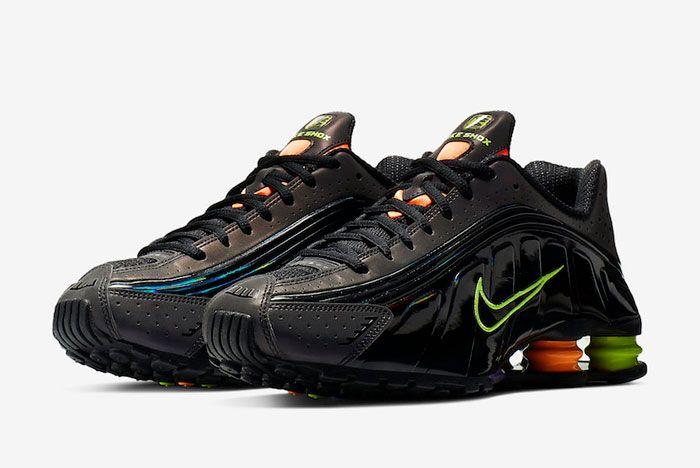 Nike Shox R4 Ci1955 074 Release Date Side Angle
