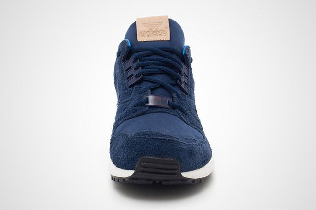 Adidas Zx 8000 Navy Blue Front 1