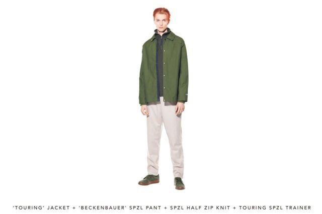 Adidas Originals Spezial Lookbook 5