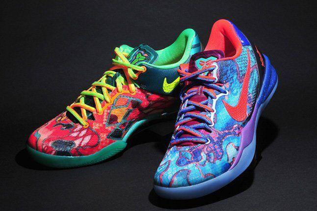 Nike Kobe 8 System What The Kobe 1