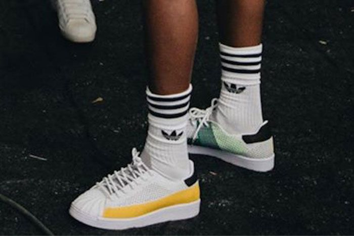 Pharrell Williams Adidas Superstar Release Date