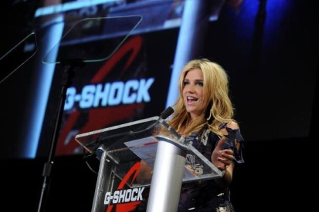 G Shock Kesha New York 2 1