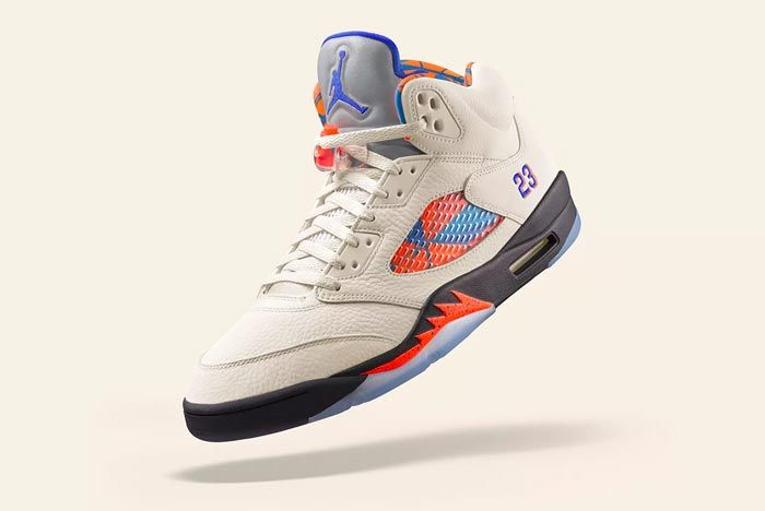Nike Air Jordan 5 Flight 1