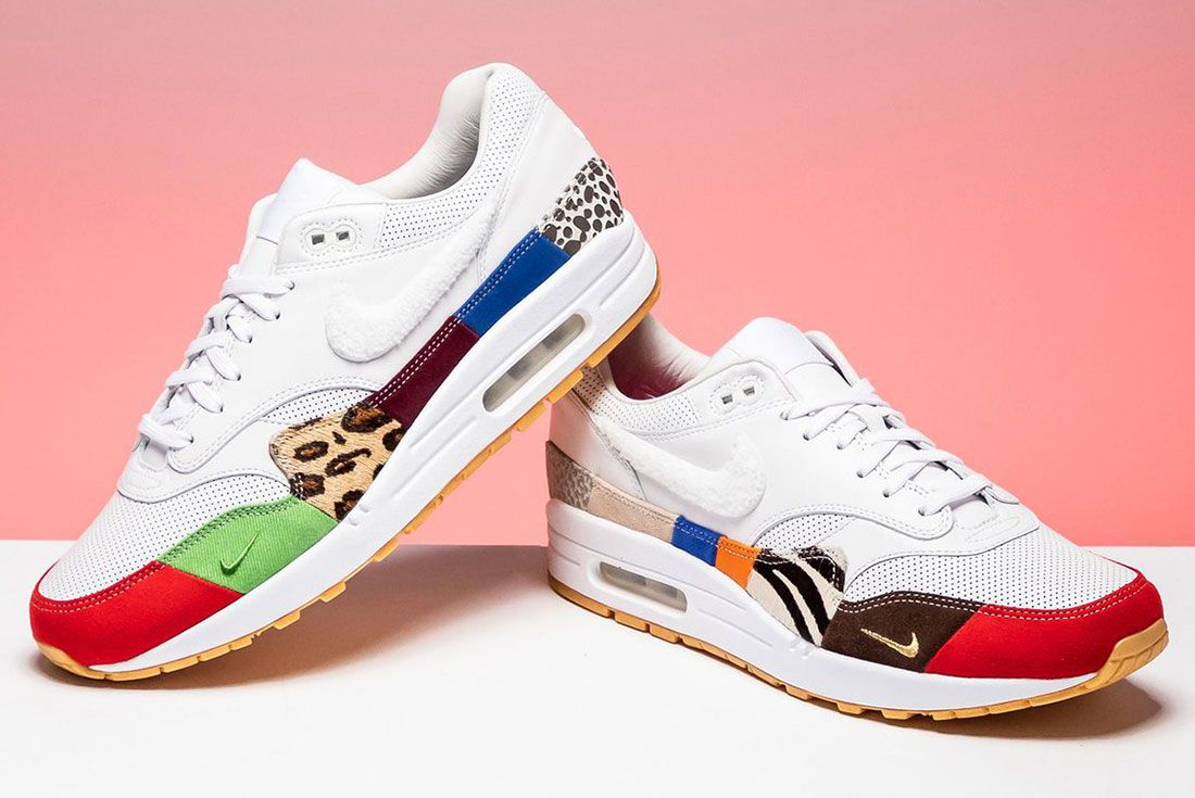 Nike Air Max 1 Master Family And Friends Pair Side Shot