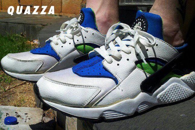 Quazza Nike Huarache 1