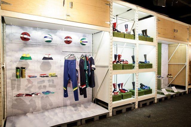 Ronnie Fieg Asics Kith Brasil Pop Up Shop Recap 15