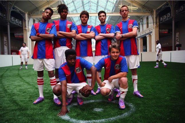 Nike Paris City Cup 13 1