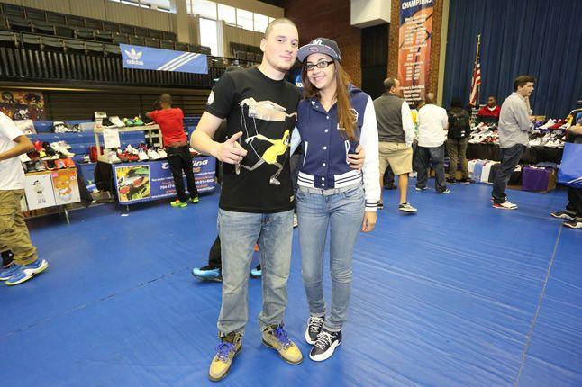 Sneaker Con Charlotte 2012 Jordan Couple 1
