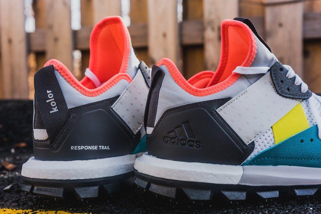 Kolor X Adidas Ss17 Response Tr Pack6