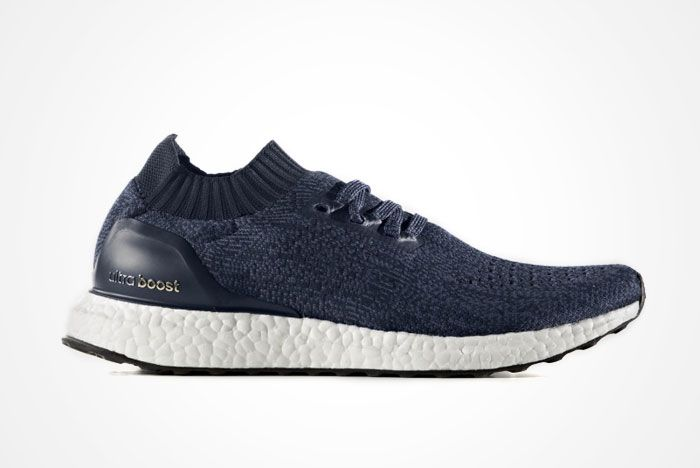 Adidas Ultraboost Uncaged Navy Feature