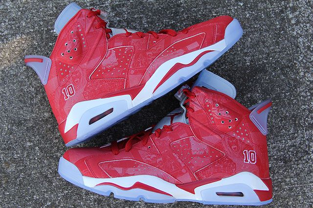 Air Jordan 6 Slam Dunk