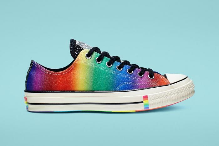 Chuck 70 Pride Low Top Lateral