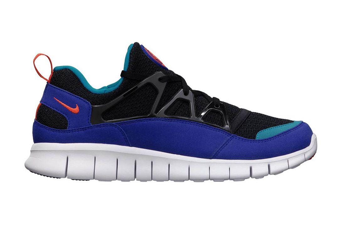 Material Matters Hybrids Nike Huarache Light Free 1
