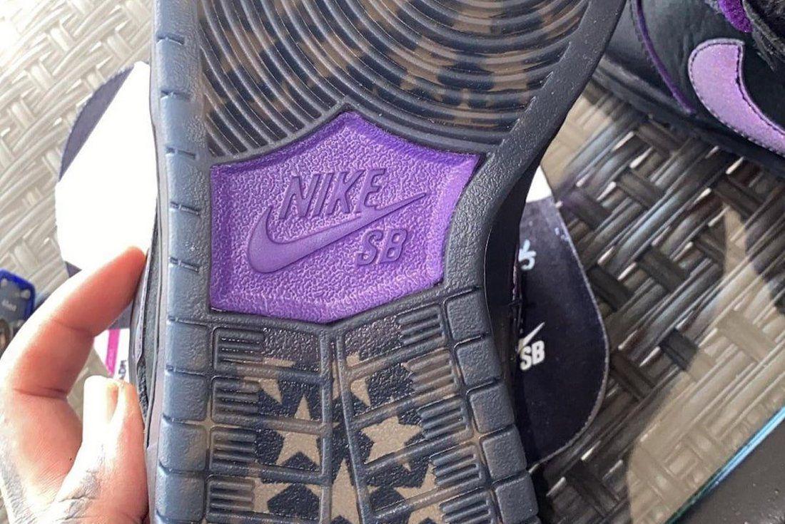 Familia x Nike SB Dunk Low First Avenue