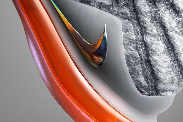 Nike Lebron 17 Future Air Release Date Heel