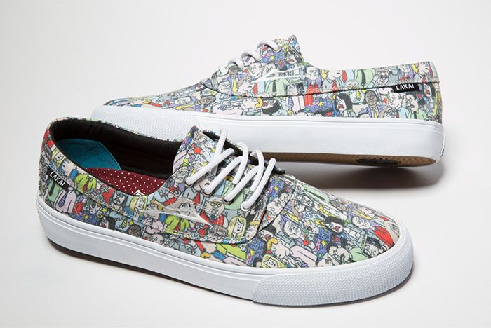 Workaholics Lakai Footwear Collection 5