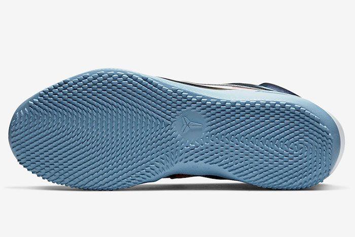 Nike Kobe Ad Nxt Ff Blue Hero Cd0458 900 Release Date 1