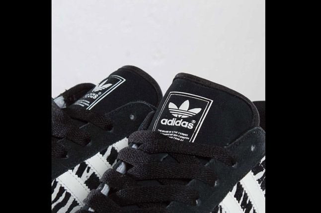 Adidas Originals Superstar 2 Zebra Tongue 1