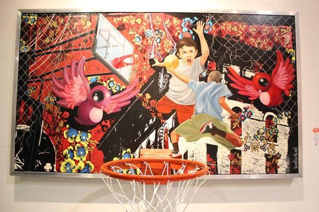 Art Of Basketball 12 1