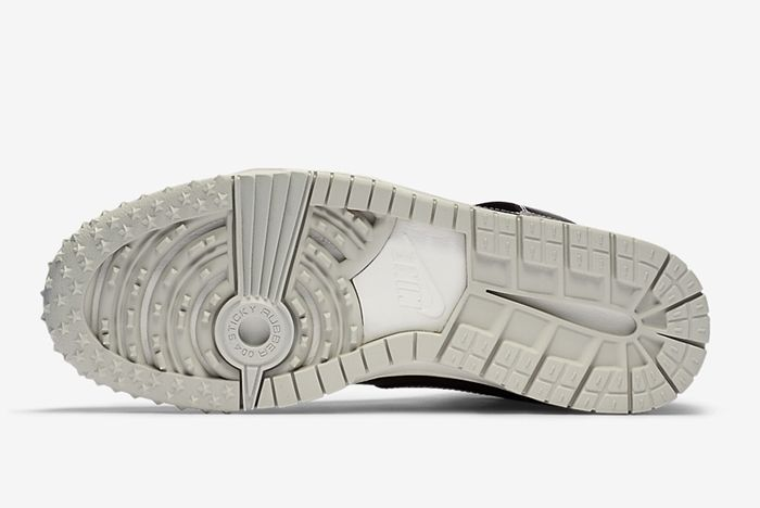 Nike Dunk High Sneakerboot Mahogany 1