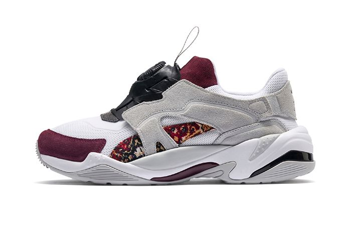 Les Benjamins Puma Thunder Disc Release Date Side Profile