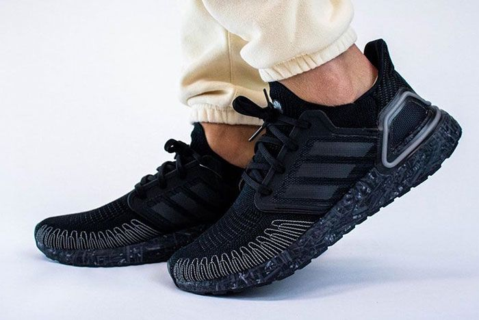 James Bond 007 Adidas Ultra Boost On Foot Lateral Side Shot3