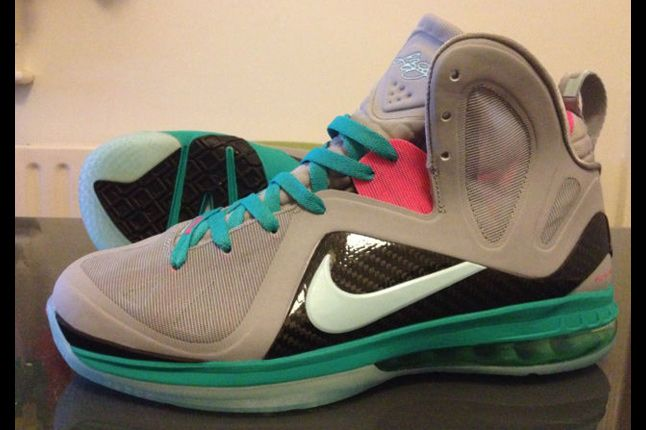Lebron 9 Elite South Beach New 02 1