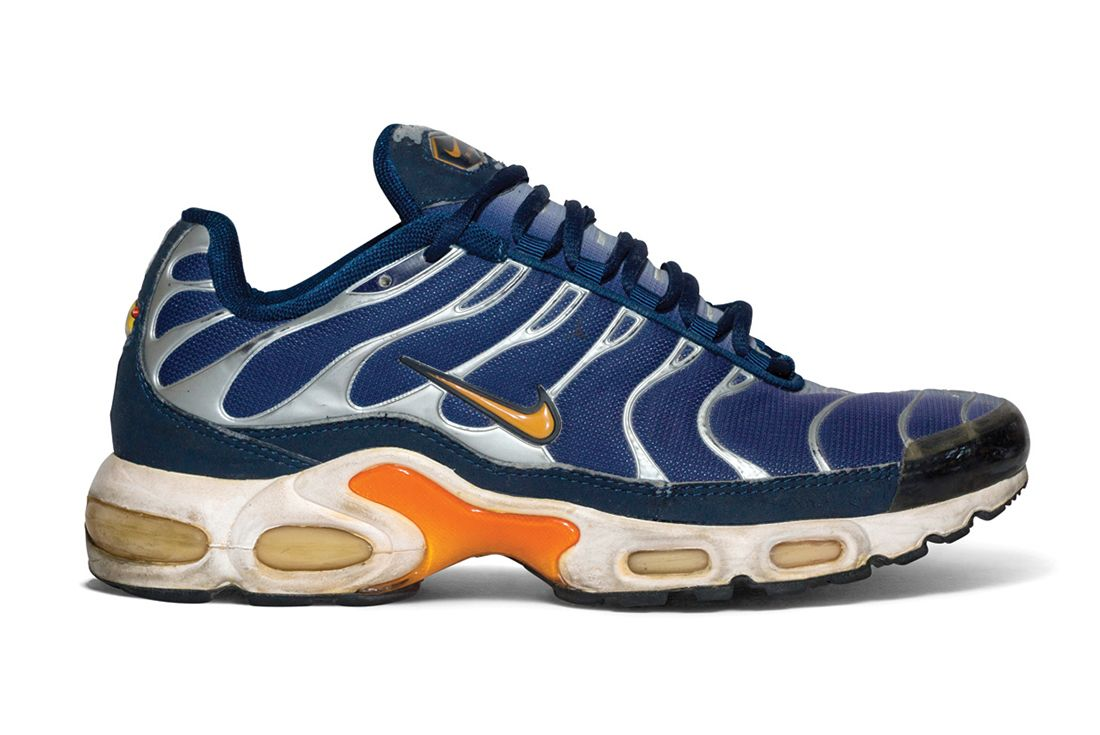 Nike Air Max Plus Retrospective: The Evolution Of The TN - Sneaker ...