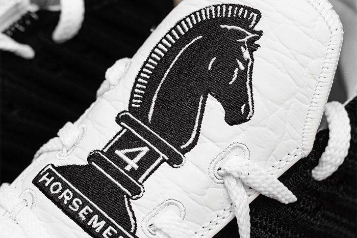Nike Lebron 16 Four Horsemen Tongue