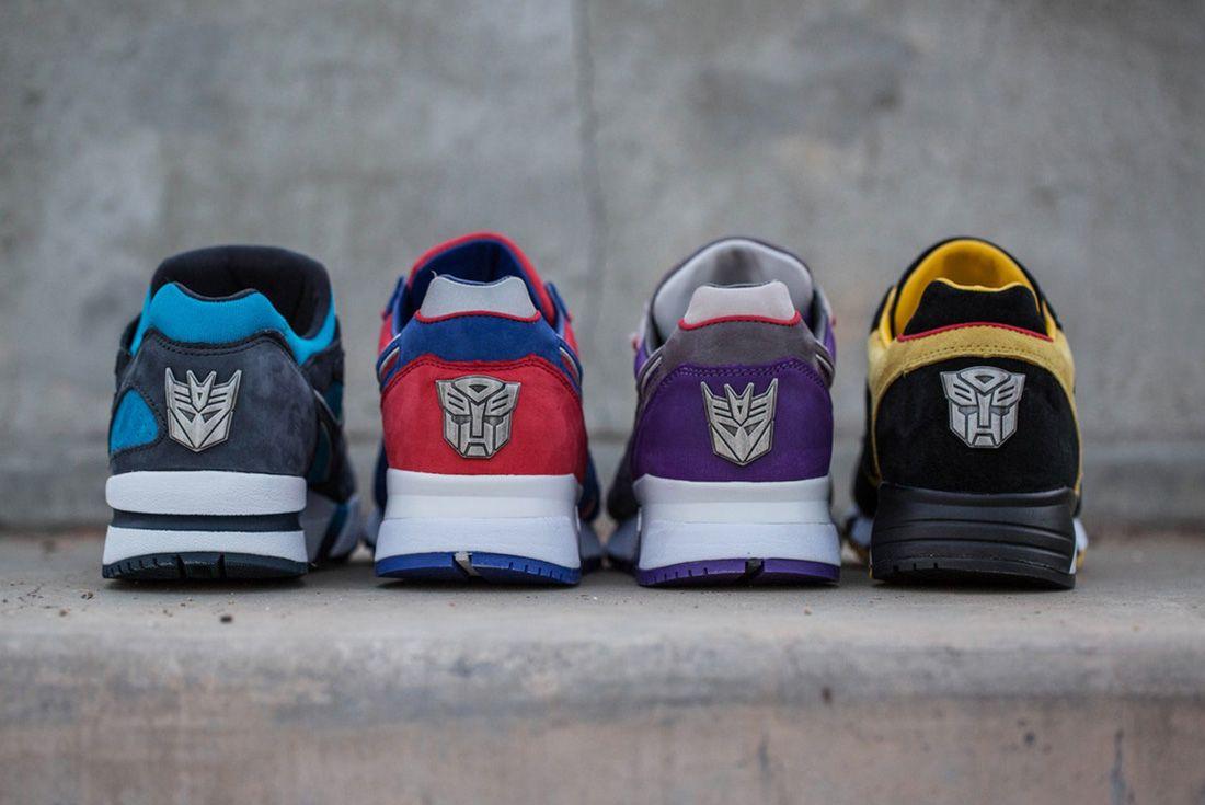 Bait Transformers Diadora Highlight Reel Sneaker Freaker