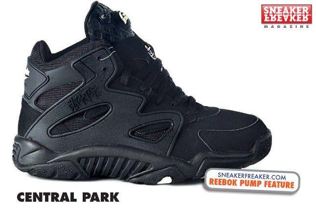 Reebok Pump Central Park 1