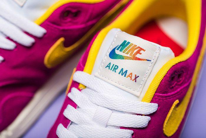 Nike Air Max 1 Premium Dynamic Berry 5