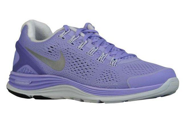 Nike Lunarglide 4 Medium Violet Profile 1