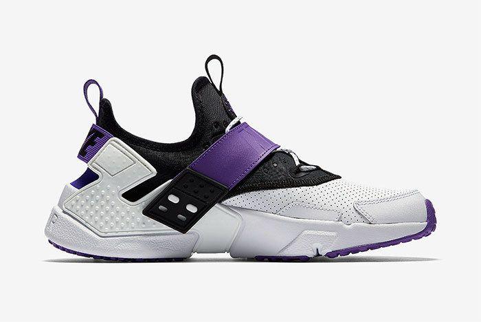 Air Huarache Drift Purple Punch 4