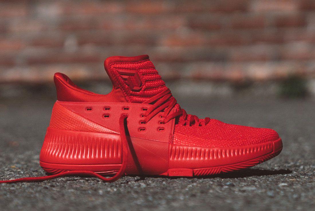 Adidas Dame 3 1