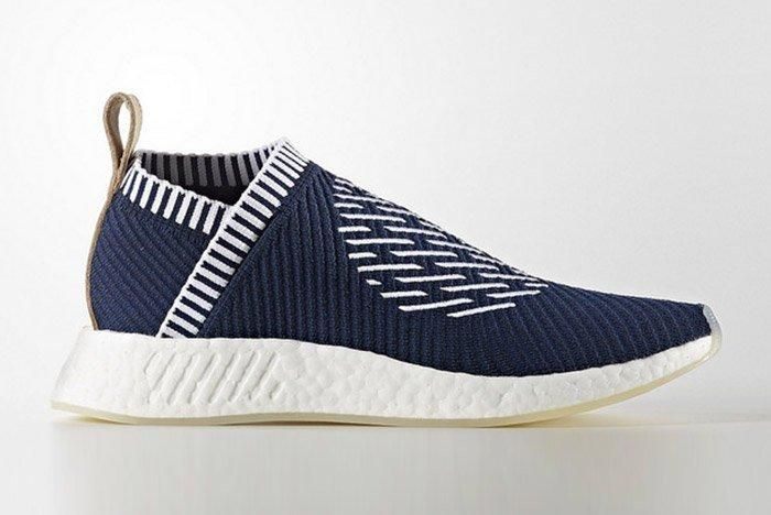 Adidas Nmd City Sock 2 Cs2 Navy 5