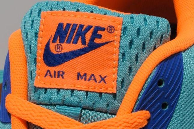 Nike Airmax90 Bor Tongue Detail 1