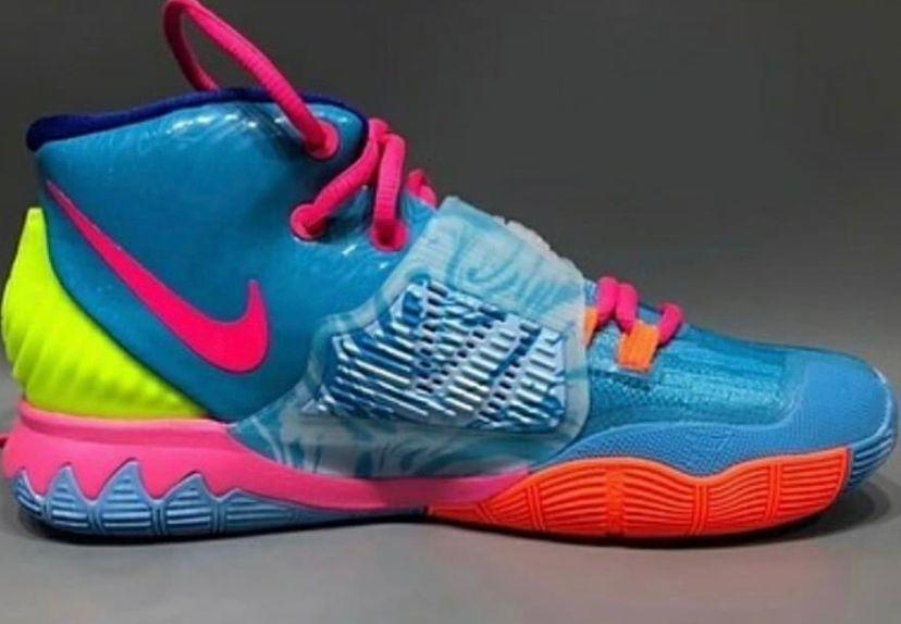 Nike Kyrie 6 Pink Blue