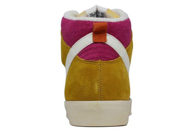Nike Dunk High Ac Colour Pack Heel 1