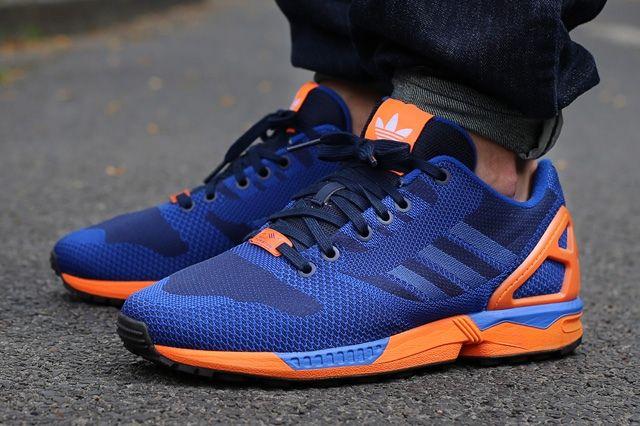 Adidas Zx Flux Weave Knicks 1