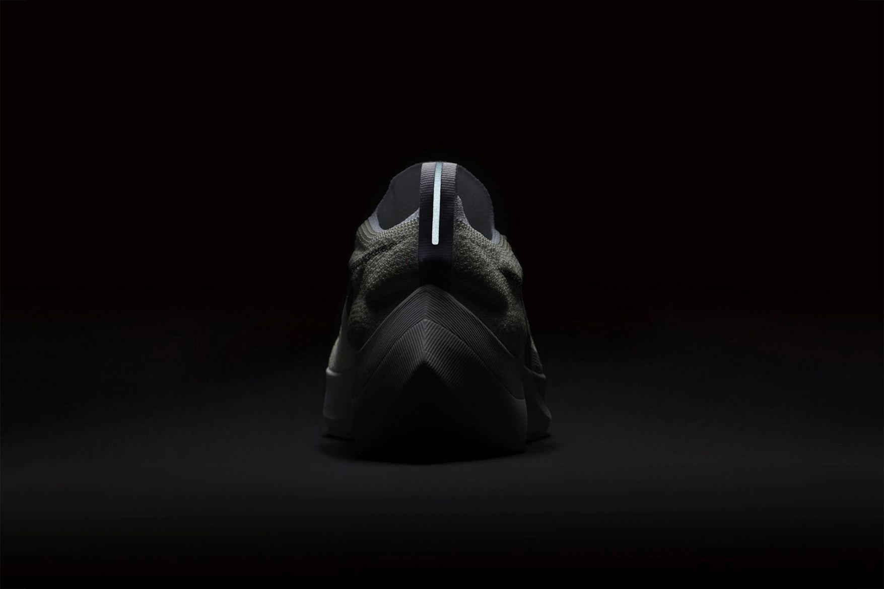 Nike Vapor Street Flyknit White Wolf Grey 5
