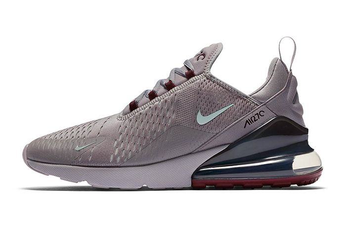 Nike Air Max 270 Burgundy Crush 1