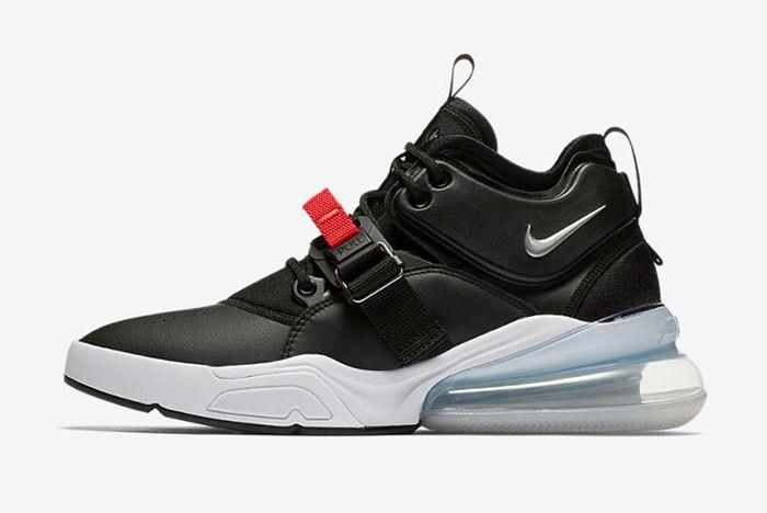 Nike Air Force 270 Black 5