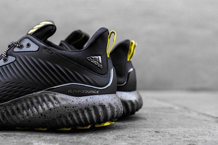 Adidas Alphabounce Black Sneaker Freaker