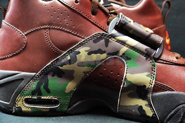 Nike Air Veer Brown Leather Camo 1