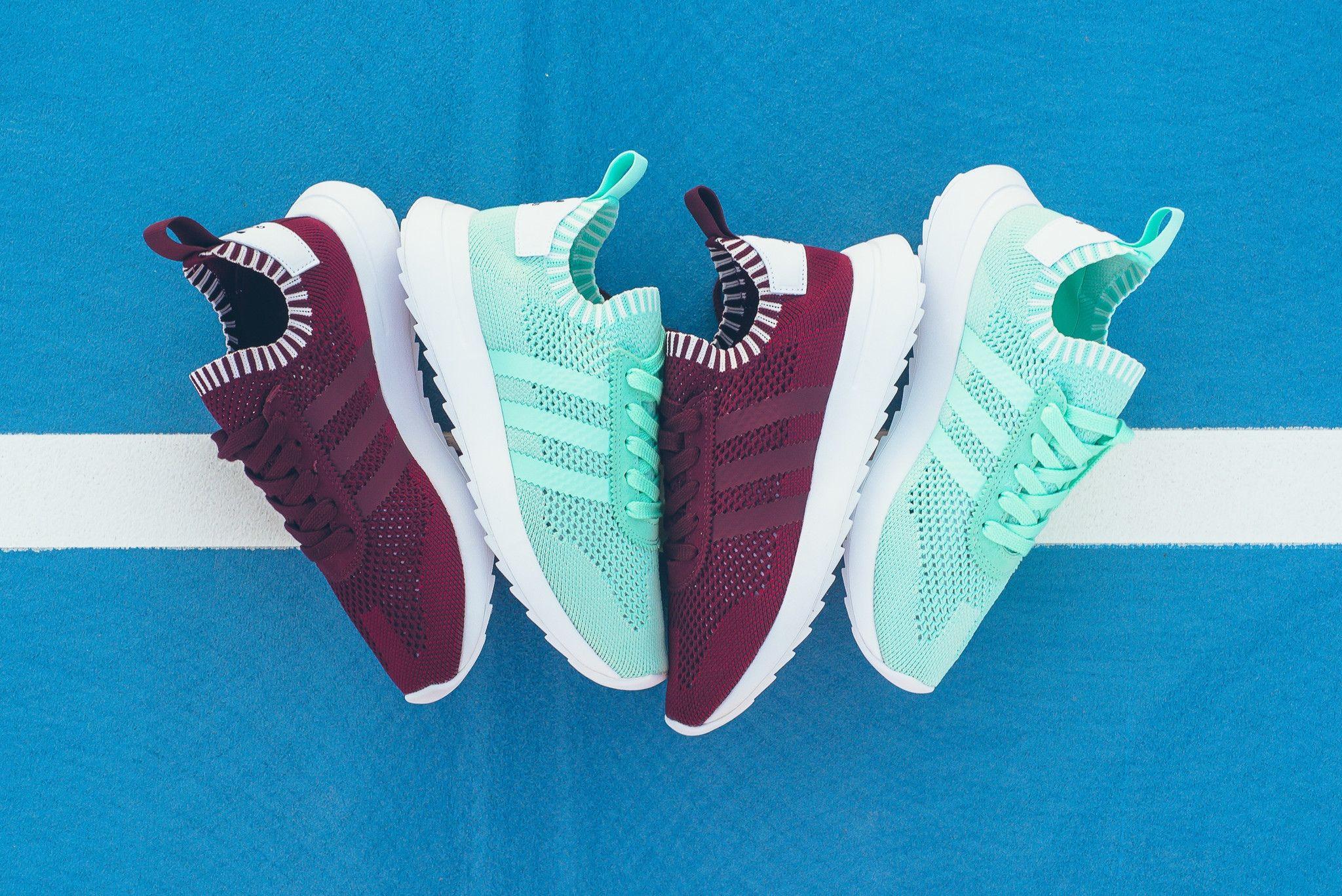 Wmns Adidas Womens Flashback Primeknit Pk Sneaker Politics Hyebeast 2